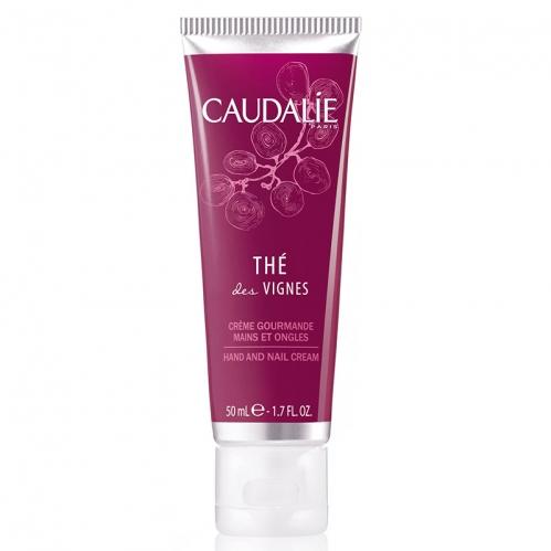 Caudalie Ürünleri - Caudalie The Des Vignes Hand and Nail Cream 50 ml