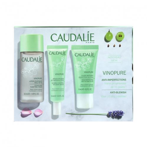 Caudalie Ürünleri - Caudalie Vinopure Tanışma SETİ