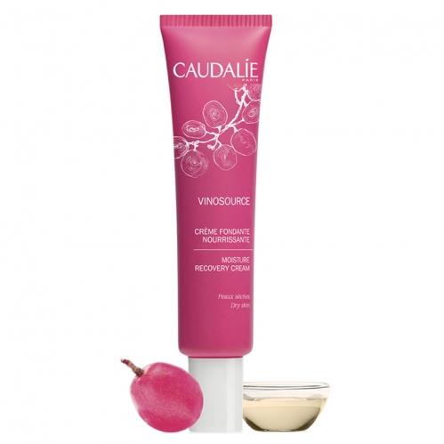 Caudalie Ürünleri - Caudalie Vinosource Moisture Recovery Cream 40ml