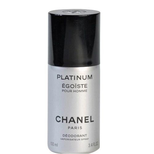 Chanel - Chanel Egoiste Platinum Erkek Deodorant 100ml