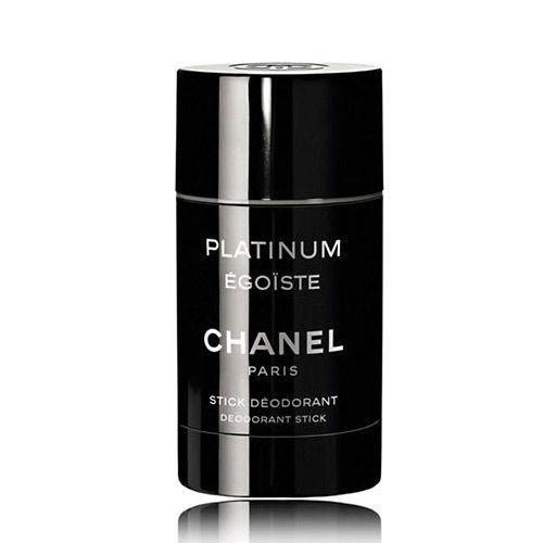 Chanel - Chanel Egoiste Platinum Erkek Stick Deodorant 75 ml