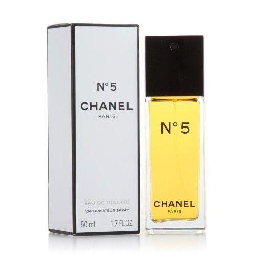Chanel - Chanel No 5 Bayan Non Refilable Spray Edt 50 ml
