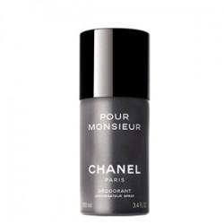 Chanel - Chanel Pour Monsieur Pour Homme Deodorant Vapo 100 ml