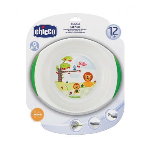 Chicco - Chicco Dish Set