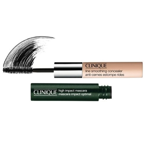 Clinique High İmpact Mascara / Line Smoothing Concelaer Duo