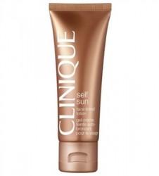 Clinique ürünleri - Clinique Self Sun Face Tinted Lotion 50ml