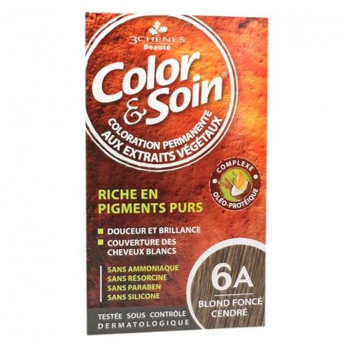 Color&Soin Ürünleri - Color&Soin 6A Dark Ash Blond