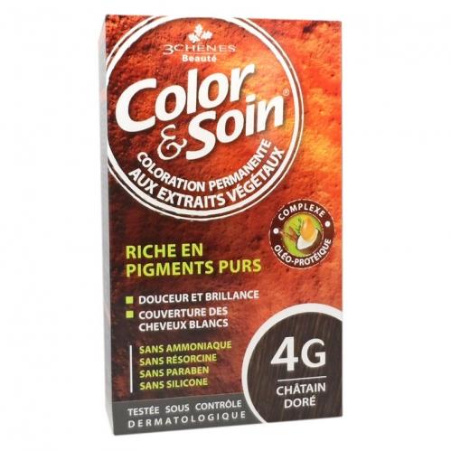 Color&Soin Ürünleri - Color&Soin 4g Golden Chestnut