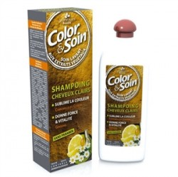 Color&Soin Ürünleri - Color&Soin Cheveux Clairs Shampoing 250ml