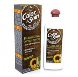 Color&Soin Ürünleri - Color&Soin Cheveux Fonces Shampoing 250ml