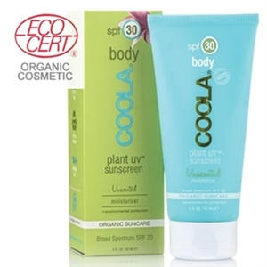 Coola Body Spf30 Plant Uv Sunscreen Unscented 90ml