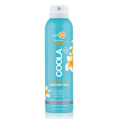 Coola Cilt Bakım Ürünleri - Coola Body Sunscreen Spray Spf30 Citrus Mimosa 236ml