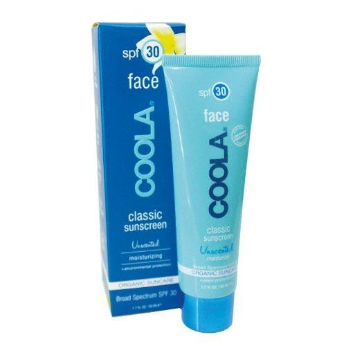 Coola Cilt Bakım Ürünleri - Coola Classic Face Spf30 Unscented 50ml