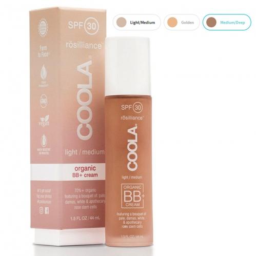 Coola Cilt Bakım Ürünleri - Coola Mineral Face SPF30 Rōsilliance Tinted Organic BB+ Cream 44ml