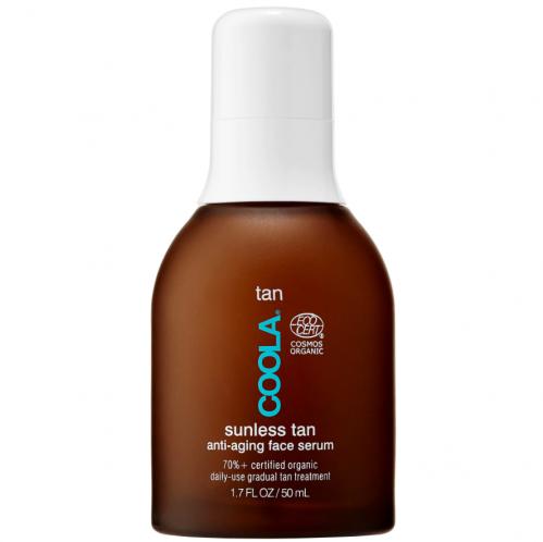 Coola Cilt Bakım Ürünleri - Coola Organic Sunless Tan Anti-Aging Face Serum 50ml