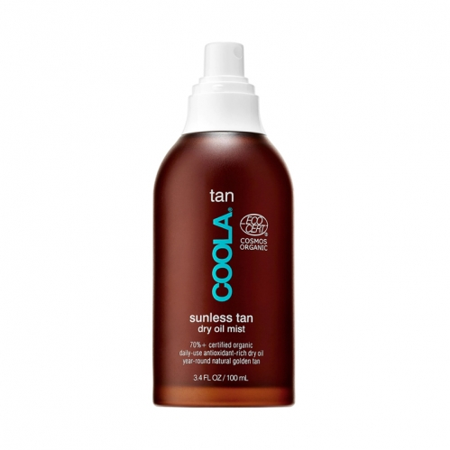 Coola Cilt Bakım Ürünleri - Coola Organic Sunless Tan Dry Oil Mist 100ml