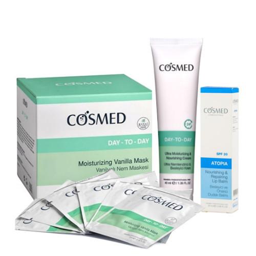 Cosmed Ürünleri - Cosmed Kuru Ciltler için Kış Paketi