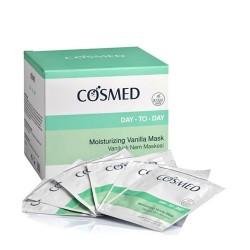 Cosmed Ürünleri - Cosmed Day To Day Vanilyalı Nem Maskesi 5ml x20 Adet
