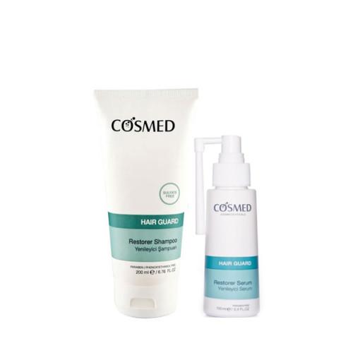 Cosmed Ürünleri - Cosmed Dökülme Karşıtı Saç Bakım SETİ