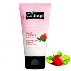 Cottage Ürünleri - Cottage Repair Hand Cream Strawberry-Mint 50ml