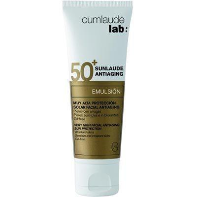 Cumlaude Lab ürünleri - Cumlaude Lab Sunlaude Antiaging Emülsiyon Spf50 50ml