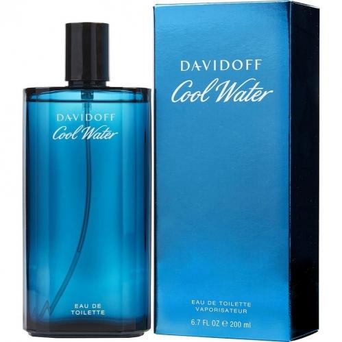 Davidoff - Davıdoff Cool Water Edt Erkek Parfüm 200 ml