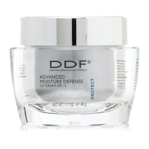 DDF Cilt Bakım ürünleri - DDF Advanced Moisture Defense UV Cream SPF15 50ml