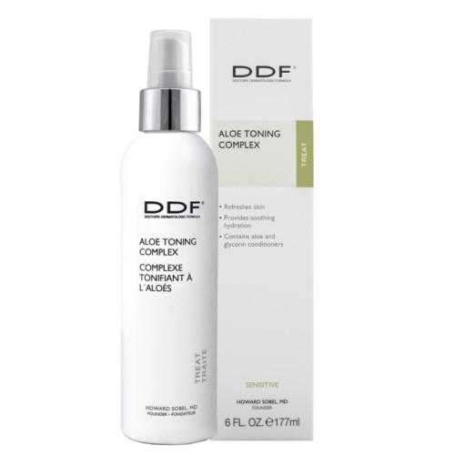 DDF Cilt Bakım ürünleri - Ddf Aloe Toning Complex 177 ml