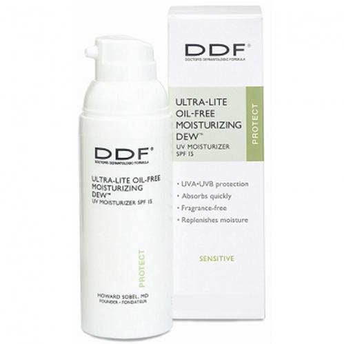 DDF Cilt Bakım ürünleri - DDF Ultra Lite Oil Free Moisturising Dew SPF15 50ml