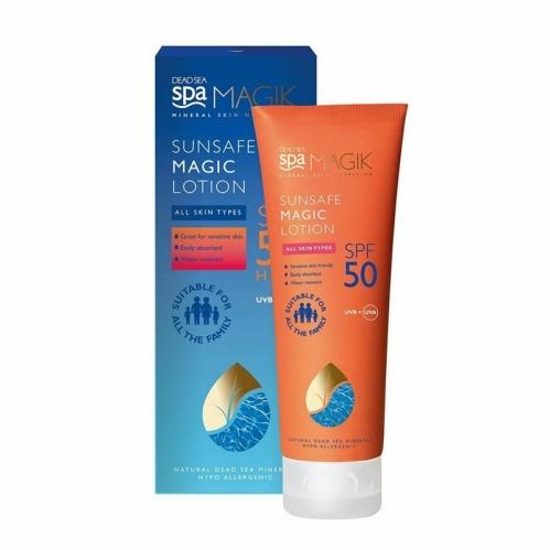 Dead Sea Spa Magik Ürünleri - Dead Sea Spa Magik Sunsafe Spf50 150ml