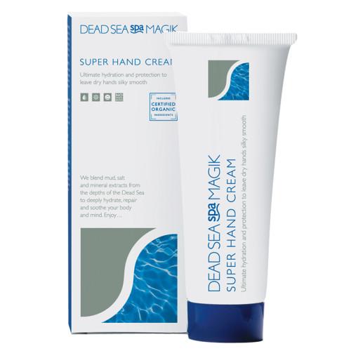 Dead Sea Spa Magik Ürünleri - Dead Sea Spa Magik Super Hand Cream 75ml