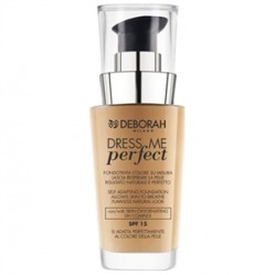 Deborah Milano - Deborah Dress Me Perfect Foundation Spf15 30mL