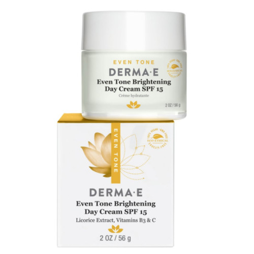 Derma E Ürünleri - Derma E Even Tone Brightening Day Cream Spf15 56gr