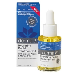 Derma E Hydrating Facial Treatment Oil 30ml