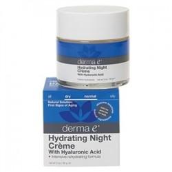 Derma E Ürünleri - Derma E Hydrating Night Creme 56gr