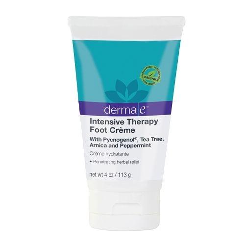 Derma E Ürünleri - Derma E İntensive Therapy Foot Creme 113g