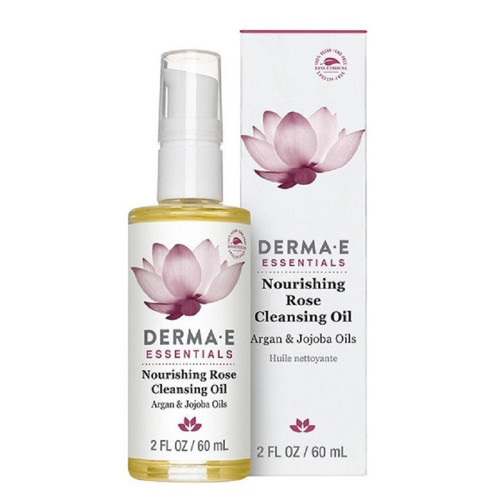 Derma E Ürünleri - Derma E Nourishing Rose Cleansing Oil 60ml