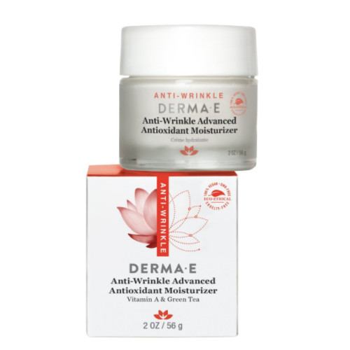 Derma E Ürünleri - Derma E Anti Wrinkle Vitamin A & Green Tea Advanced Creme 56gr
