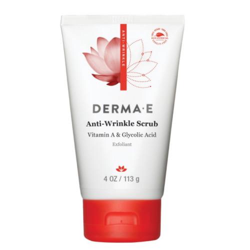 Derma E Ürünleri - Derma E Anti Wrinkle Vitamin A & Glycolic Scrub 113gr