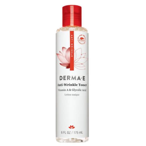 Derma E Ürünleri - Derma E Anti Wrinkle Vitamin A & Glycolic Toner 175ml