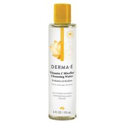 Derma E Ürünleri - Derma E Vitamin C Micellar Cleansing Water 175ml