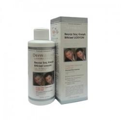 DermaDerm ürünleri - DermaDerm Beyaz Saç Karşıtı Bitkisel Losyon 200ml