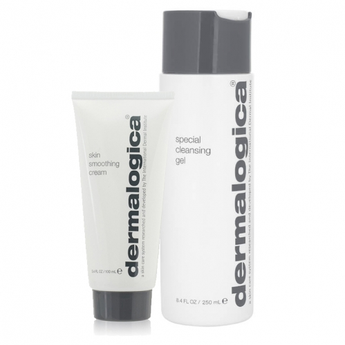Dermalogica Ürünleri - Dermalogica Skin Smoothing Cream 100 ml & Special Cleansing Gel 250ml SET