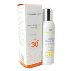 DermaPlus Md Ürünleri - Dermaplus Md Derma Burn Oil Spf30 120ml