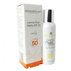 DermaPlus Md Ürünleri - Dermaplus Md Derma Fluid Matte Spf50 60ml
