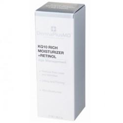 DermaPlus Md Ürünleri - DermaPlus Md KQ10 Rich Moisturizer + Retinol 56.7gr