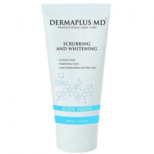 DermaPlus Md Ürünleri - Dermaplus MD Scrubbing and Whitening 240ml