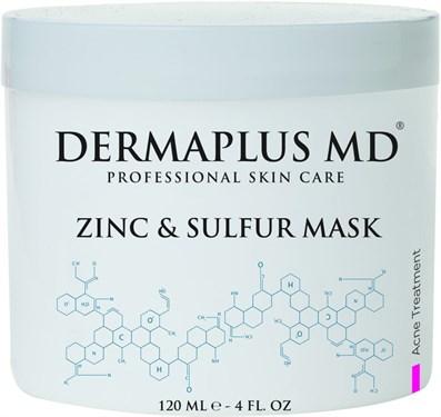 DermaPlus Md Ürünleri - Dermaplus Md Zinc Sulfur Mask 120 ml