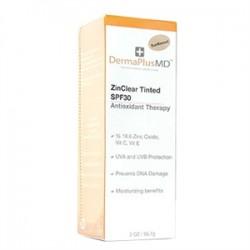 DermaPlus Md Ürünleri - DermaPlus Md ZinClear SPF30 Tinted 56.7g
