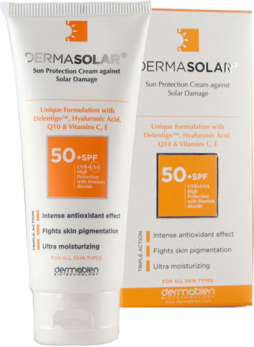 Dermabien Biotechnology - Dermabien Sun Protection Cream SPF 50+ 100ml